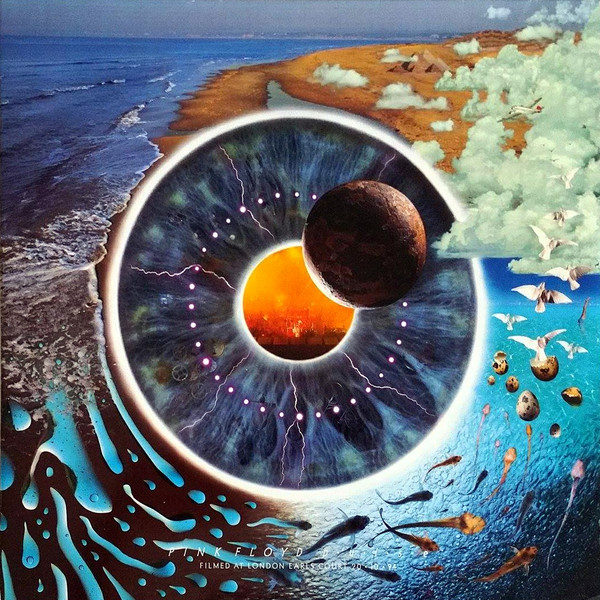 IlGiradischi.com - Vinili Pink Floyd Pulse Box (4 Lp.180 gr.)