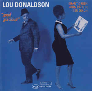 IlGiradischi.com - Lou Donaldoson Good Gracious