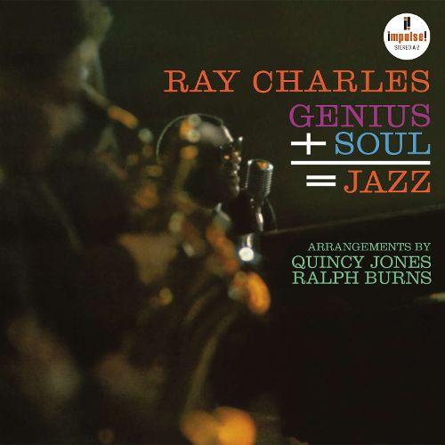 IlGiradischi.com -  Ray Charles Genius + Soul Jazz