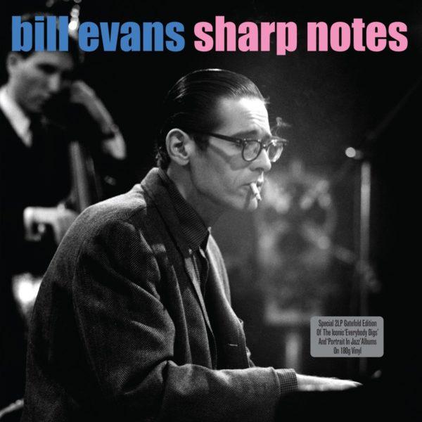 IlGiradischi.com - Bill Evans Sharp Notes (2 LP 180 gr.)