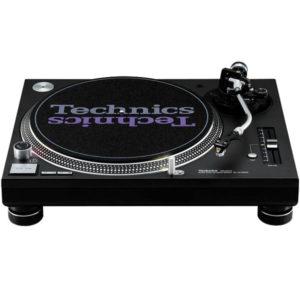 Giradischi Technics SL 1210 MK2 Black 1