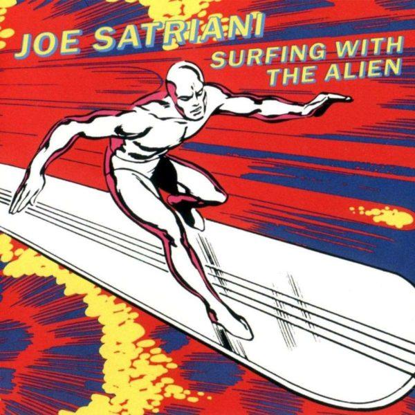 IlGiradischi.com - Joe Satriani Surfing with the Alien