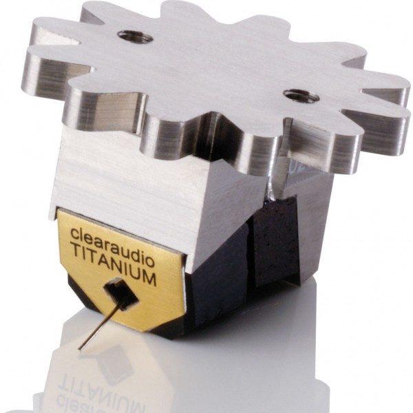 IlGiradischi.com - Testine Clearaudio Titanium V2 MC015
