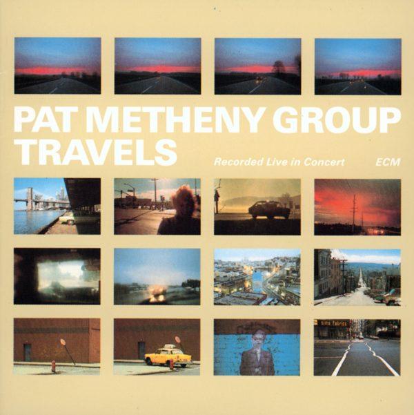 IlGiradischi.com - Pat Metheny Travels (180 gr.)
