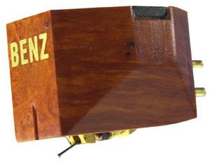 IlGiradischi.com - Testine Benz Micro Wood S High