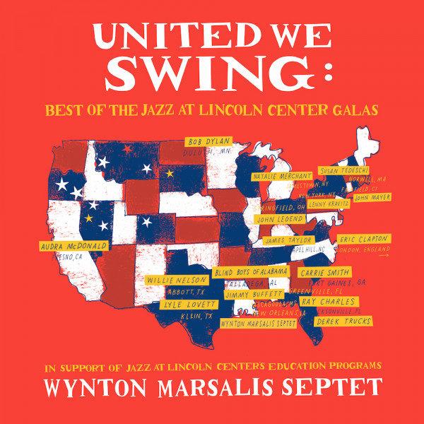 IlGiradischi.com - Winton Marsalis United with swing