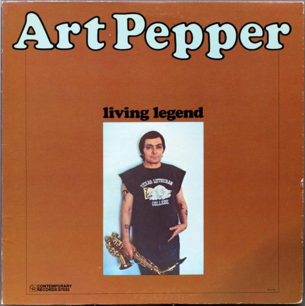 IlGiradischi.com - Art Pepper Living Legend