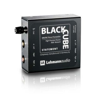 Stadio phono Lehmann Audio Black Cube Statement