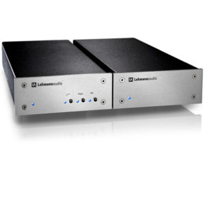 Stadio phono Lehmann Audio Black Cube Decade