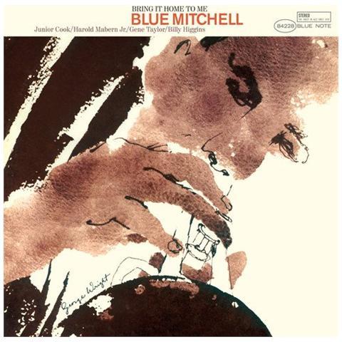 IlGiradischi.com - Blue Mitchell Bring it home to me Blue Note (180Gr)