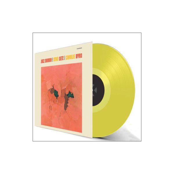 IlGiradischi.com - Stan Getz,e Charlie Byrd Jazz Samba Color Vinyl 180 gr. Limited Edition