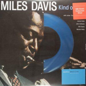 IlGiradischi.com - Davis Miles Kind of Blue Color Vinyl 180 gr. Limited Edition