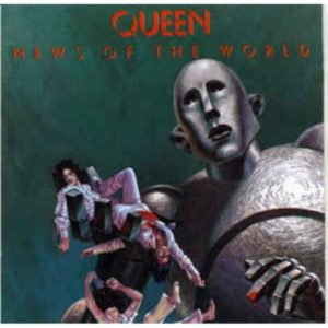Queen news of the world ed. Japan
