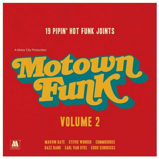 IlGiradischi.com - Vari: Motown Funk Volume 2