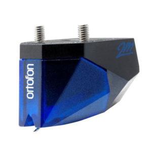Testina Ortofon 2M Blue Verso