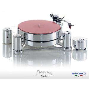 Giradischi Acoustic Solid  Edition New 8