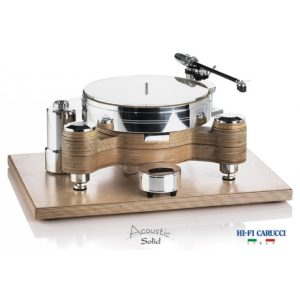 Giradischi  Acoustic Solid Kassic Wood Round 2