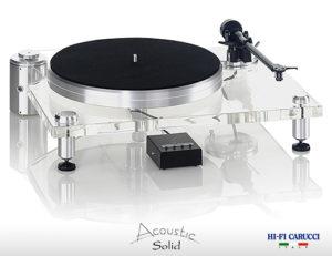 Giradischi Acoustic Solid Klassic 111 11