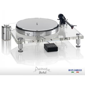 Giradischi Acoustic Solid  111 poliert (lucidato) 4