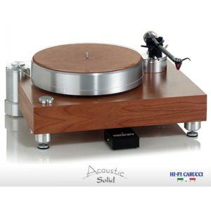 Giradischi Acoustic Solid  Klassik Wood 11