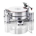 Giradischi Acoustic Solid Linea Alluminio Solid Edition New