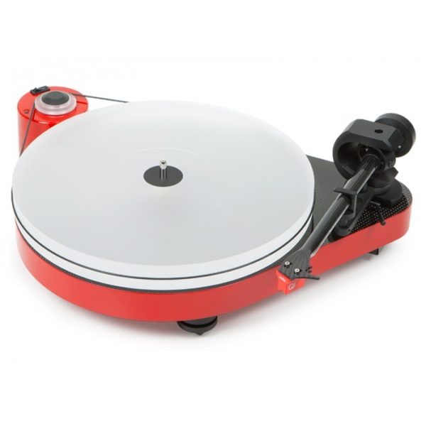 Giradischi Pro-Ject RPM-5 Carbon/ Quintet Red