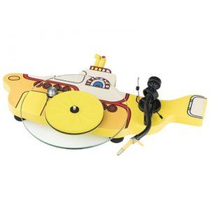 Giradischi Pro-Ject The Beatles Yellow Submarine