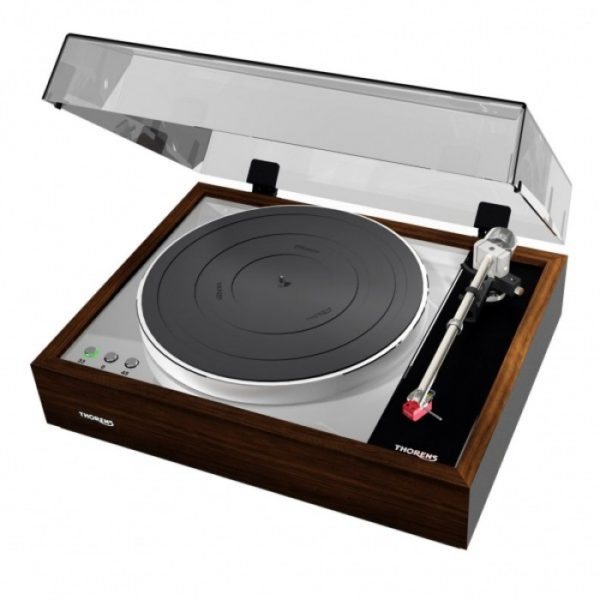 Giradischi Thorens TD 1600 High Gloss Walnut