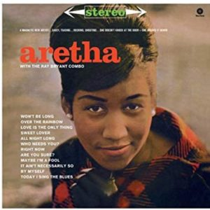 Aretha Franklin with Ray Briant Combo (Speakers Corner) 2