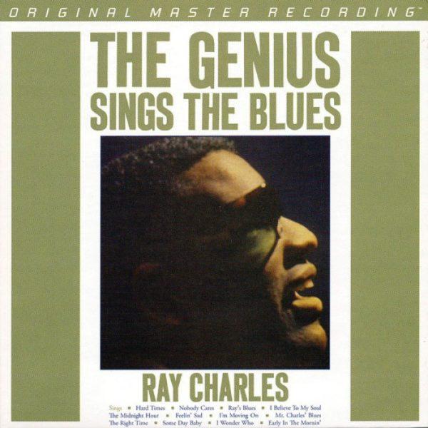 Ray Charles The genius Sings the Blues (Original master Recording)