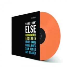 Adderley Cannonball Somethin' Else Color Vinyl 180 gr. Limited Edition 1