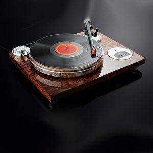 Giradischi Acoustic Solid Klassic 113 Bubinga superlucido 11
