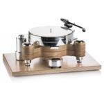 Giradischi Acoustic Solid Klassic Wood Round 1