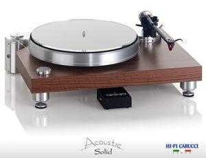 Giradischi Acoustic Solid  Classic Wood 5