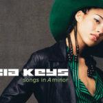 Alicia Keys Song in a minor 1