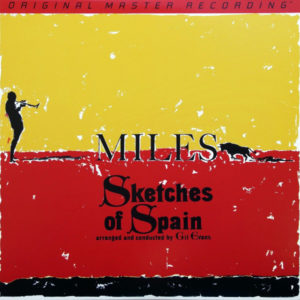 Davis Miles: Sketches of Spain 9