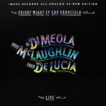 Al di Meola,John Mclauglin, Paco de Lucia Night In San Francisco (IMPEX) 1