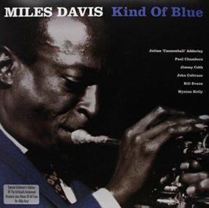 Davis Miles: Kind of Blue (180 gr) 7