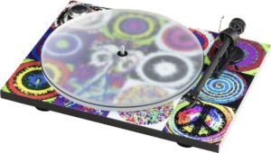 Giradischi Pro-Ject Ringo Starr Peace&Love