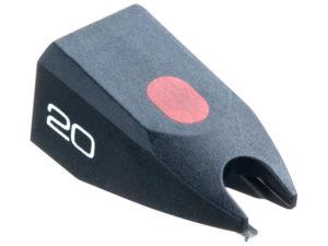 Stilo di ricambio Ortofon Stylus 20 2