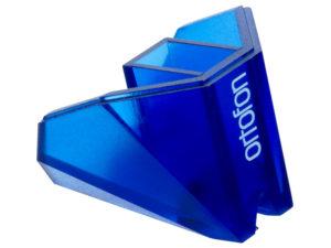 Stilo di ricambio Ortofon Stylus 2M Blue 5