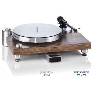Giradischi Acoustic Solid  Klassic  Wood Midi Extended 7